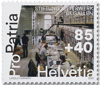 n° 2576/2577 -  Timbre SUISSE Poste