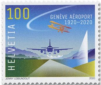 n° 2588 - Timbre SUISSE Poste