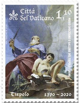 n° 1844 - Timbre VATICAN Poste