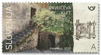 n° 1190/1194 - Timbre SLOVENIE Poste
