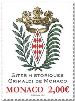 n° 3241 - Timbre Monaco Poste