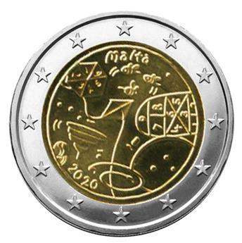 2 EUROS COMEMORATIVAS 2015 : MALTADO