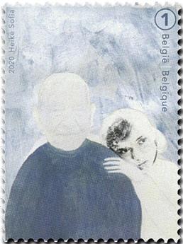 n° 4933 - Timbre BELGIQUE Poste