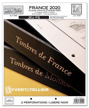 FRANCE FS : 2020 - 2EME SEMESTRE (Sans pochettes)