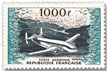 n.o 33 -  Sello Francia Correo aéreo