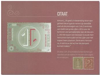 n° 3900/3901 - Timbre PAYS-BAS Poste