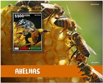 n° 1633 - Timbre GUINEE-BISSAU Blocs et feuillets