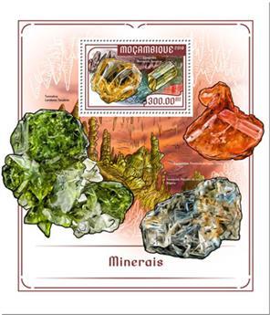 n° 1254 - Timbre MOZAMBIQUE Blocs et feuillets