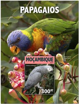 n° 1436 - Timbre MOZAMBIQUE Blocs et feuillets