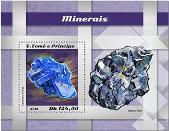 n° 1197 - Timbre SAINT-THOMAS ET PRINCE Blocs et feuillets
