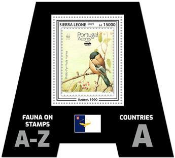 n° 1660 - Timbre SIERRA LEONE Blocs et feuillets