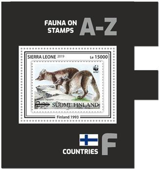 n° 1802 - Timbre SIERRA LEONE Blocs et feuillets