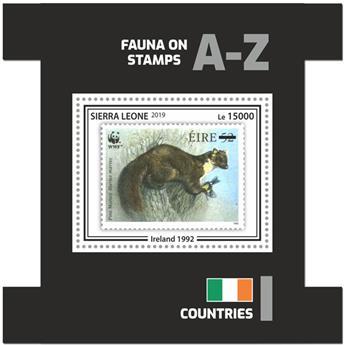n° 1812 - Timbre SIERRA LEONE Blocs et feuillets