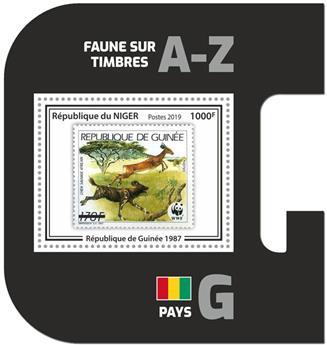 n° 1093 - Timbre NIGER Blocs et feuillets