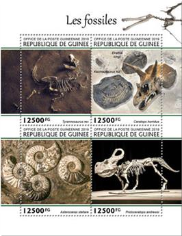 n° 10115/10118 - Timbre GUINEE Poste