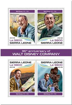 n° 7873/7876 - Timbre SIERRA LEONE Poste