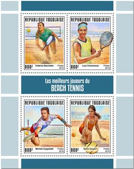n° 6720/6723 - Timbre TOGO Poste