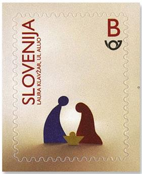 n° 1218/1219 - Timbre SLOVENIE Poste