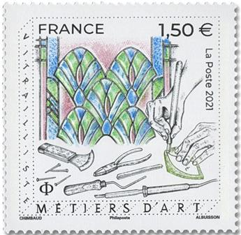 n° 5471 - Timbre France Poste