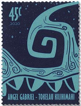 n° 486/489 - Timbre TOKELAU Poste
