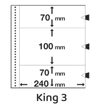 Recharges KING 3 (PAR 6) - MARINI®
