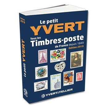 LE PETIT YVERT 2019 (El pequeño Yvert)