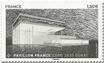 n° 5495 - Timbre France Poste
