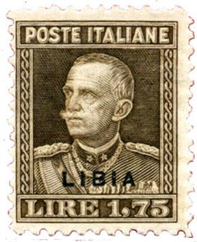 n°58* - Timbre LIBYE Poste