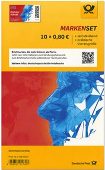 n° C3366 - Timbre ALLEMAGNE FEDERALE Carnets