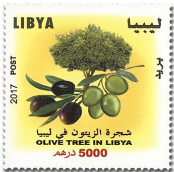 n° 2677/2678 - Timbre LIBYE Poste