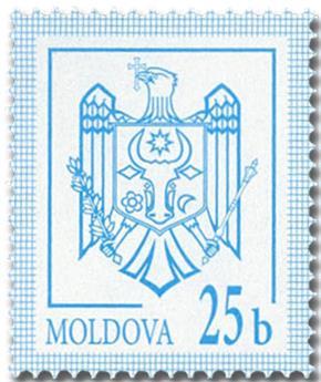 n° 1011/1013 - Timbre MOLDAVIE Poste