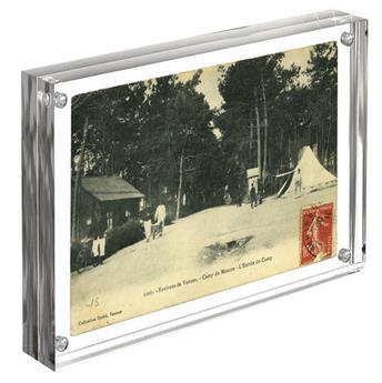 CADRE IMAGO : Cadre photo acrylic (101x152 mm / 4x6 inches) - Yvert et Tellier