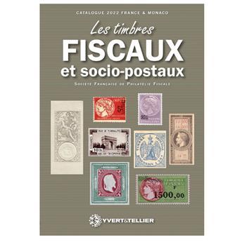 TIMBRES FISCAUX ET SOCIO-POSTAUX (Edition 2022)