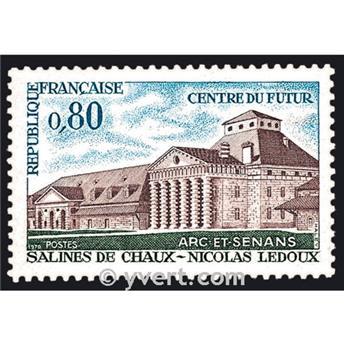 n.o 1651 -  Sello Francia Correos