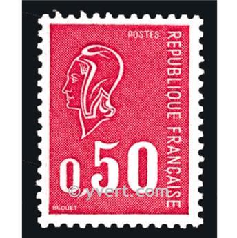 n° 1664 -  Selo França Correios