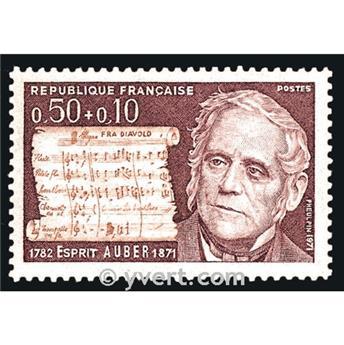 nr. 1667 -  Stamp France Mail