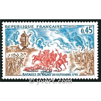 n° 1679 -  Selo França Correios