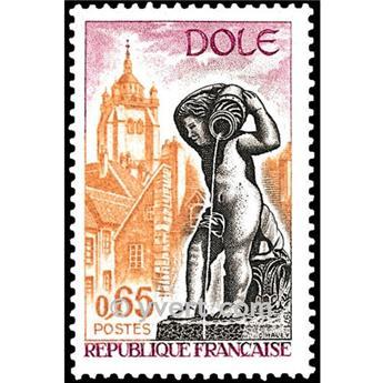 n° 1684 -  Selo França Correios