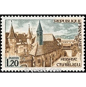 nr. 1712 -  Stamp France Mail