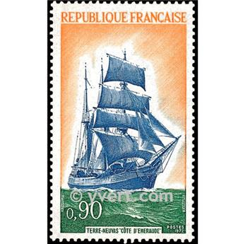 nr. 1717 -  Stamp France Mail