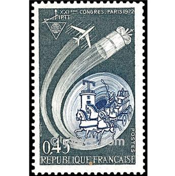 n° 1721 -  Timbre France Poste