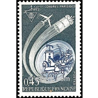 n.o 1721 -  Sello Francia Correos