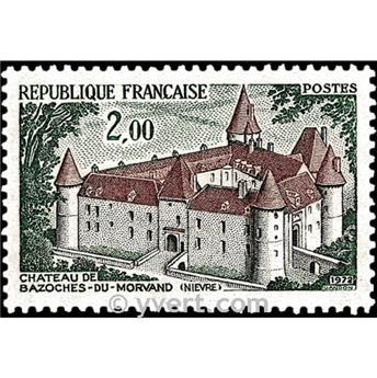n.o 1726 -  Sello Francia Correos