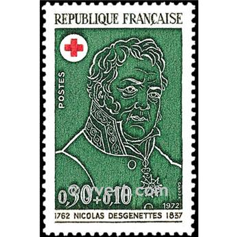 n° 1735 -  Timbre France Poste