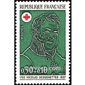 n.o 1735 -  Sello Francia Correos