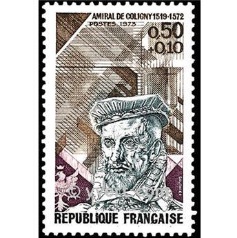 n.o 1744 -  Sello Francia Correos