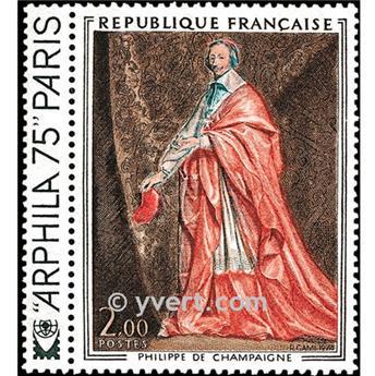 n° 1766 -  Selo França Correios