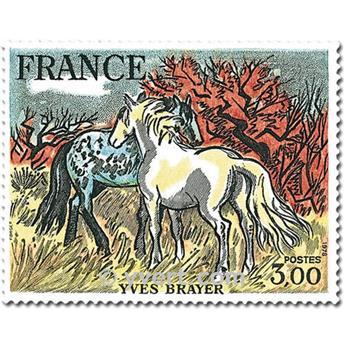 n° 2026 -  Selo França Correios