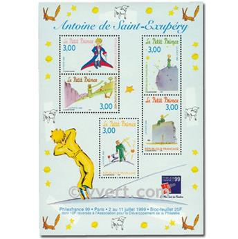 n° 20 -  Selo França Blocos e folhinhas