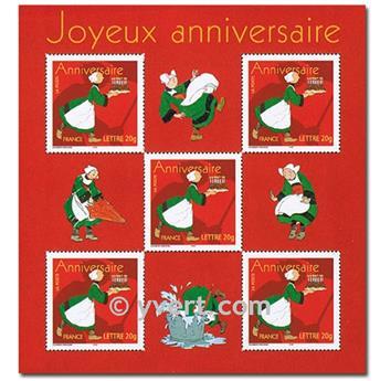 n° 83 -  Timbre France Bloc et feuillets